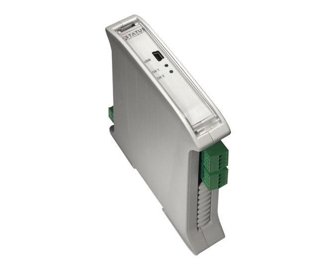 SEM1750 Dual Channel processus répartiteur de convertisseur de signaux isolateur
