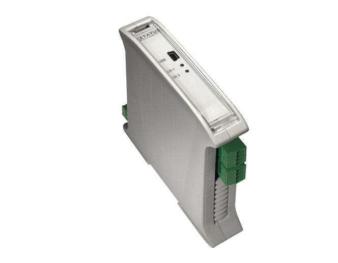 SEM1720 Conditionneur de Signal bicanal pour capteurs de température