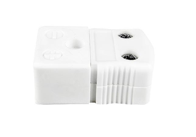 Standard à haute température (650° C) en céramique Thermocouple Sockets ANSI