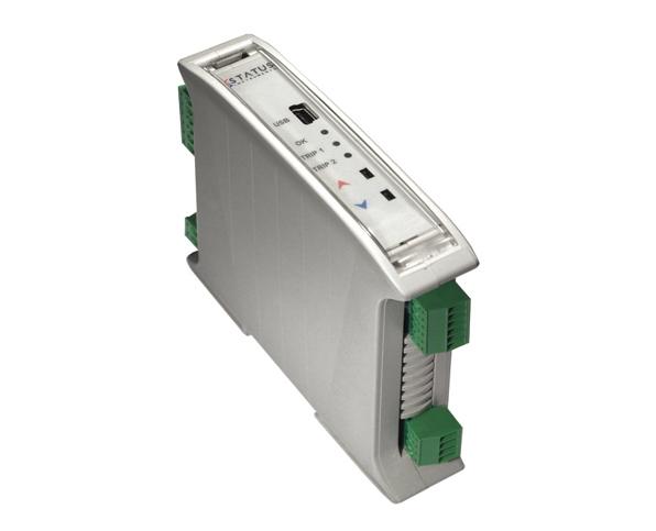 SEM1700 Entrée universelle avec double relais et signe de sortie de processus