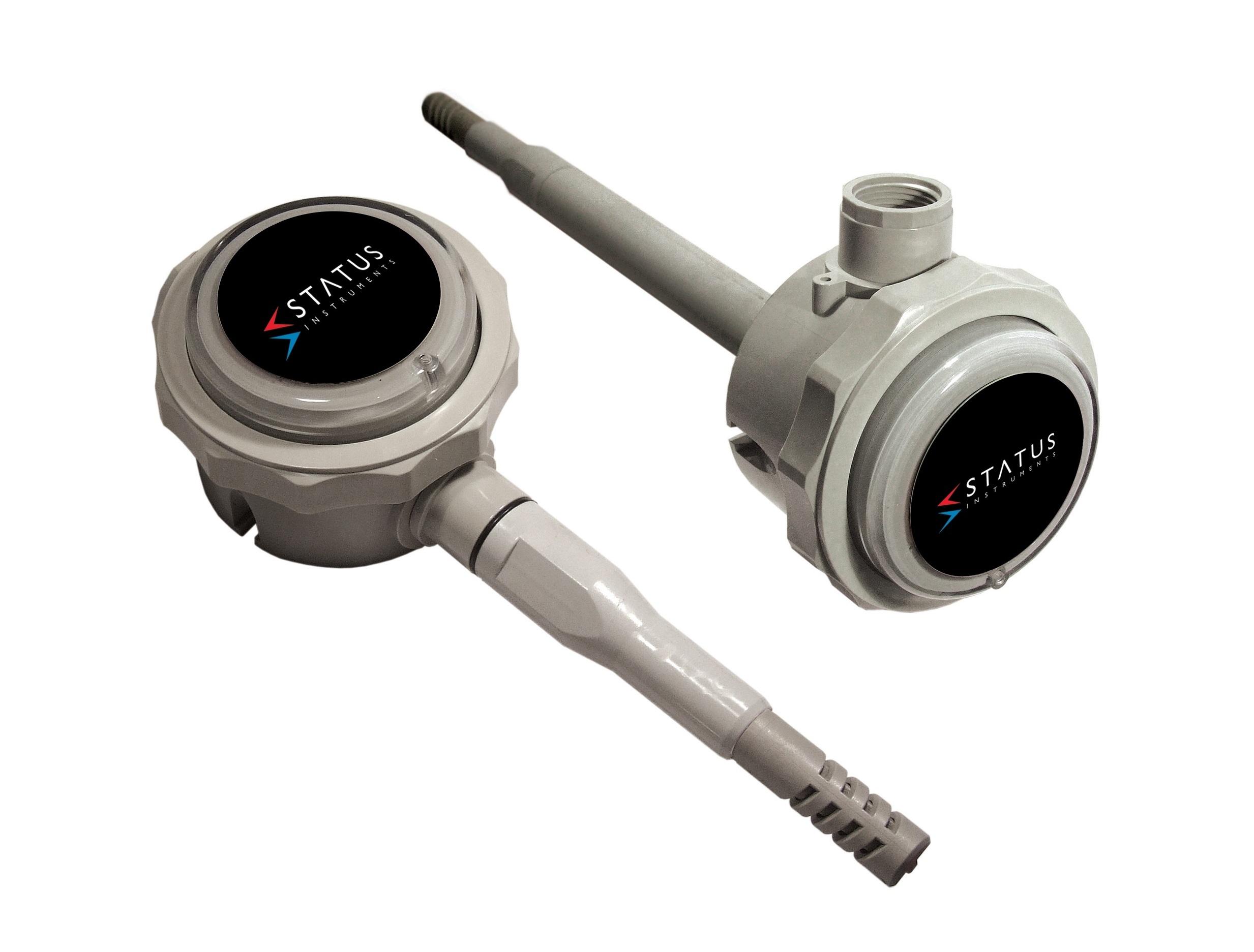Mont conduit SEM162D/HP / SEM162W/HP Wall Mount humidité / transmetteurs de température