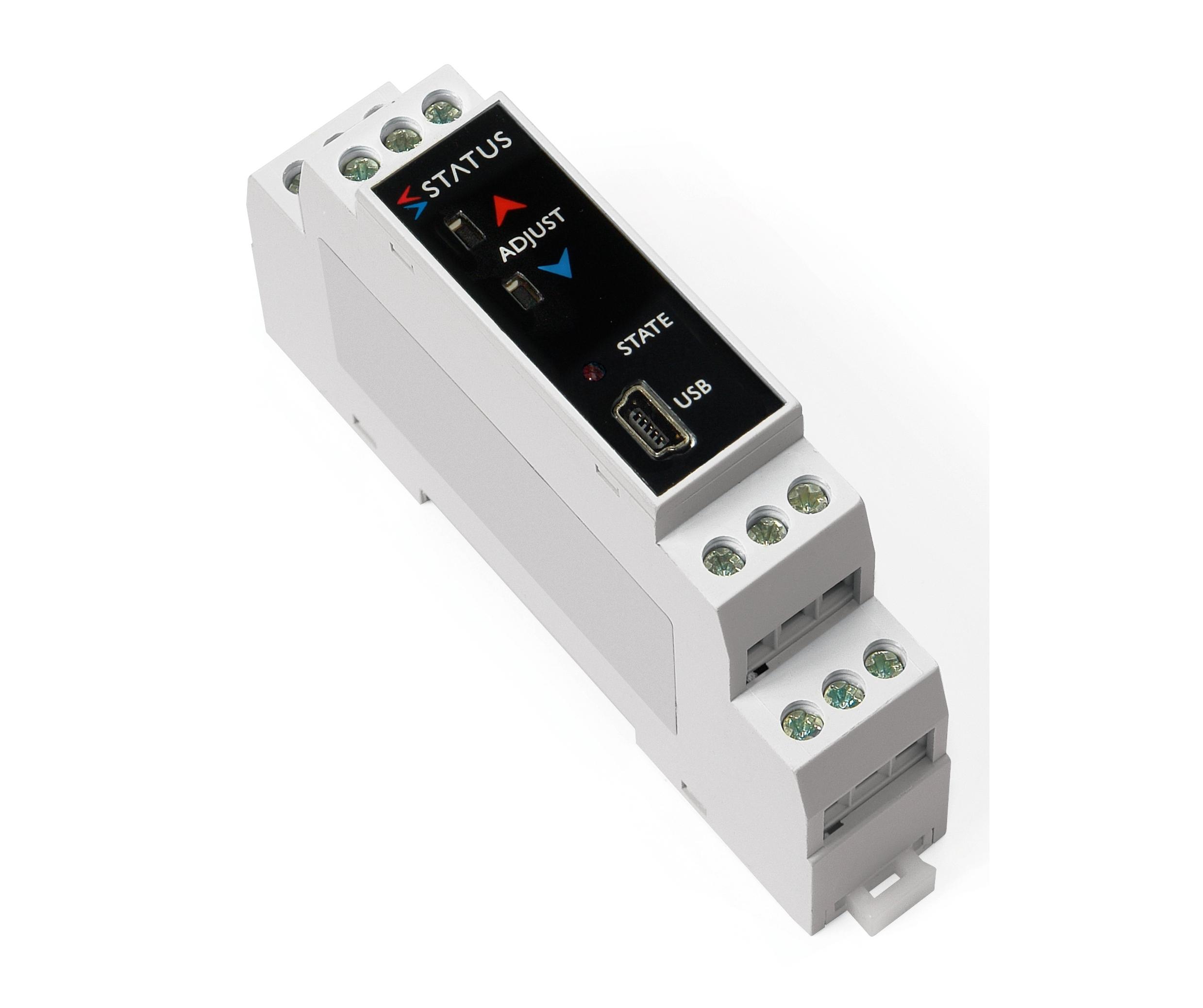 SEM1610 Programmable Pt100, Thermocouple, mV et mA Passive.