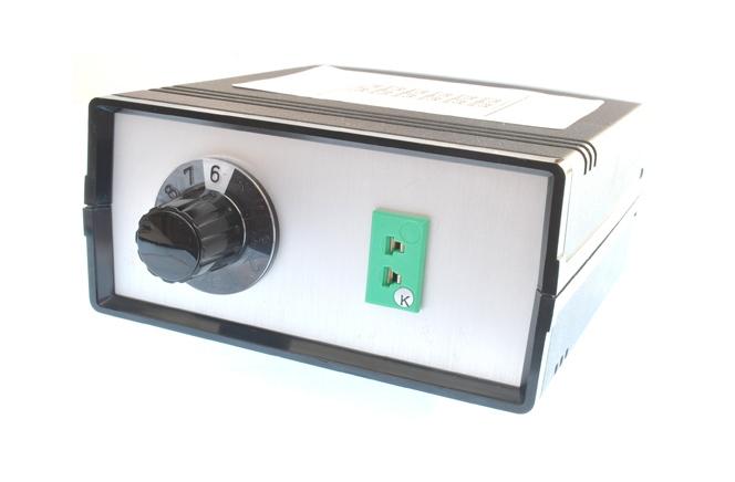 Thermocouple banc sélecteur interrupteurs 6 ou 12 chemin CEI, ANSI