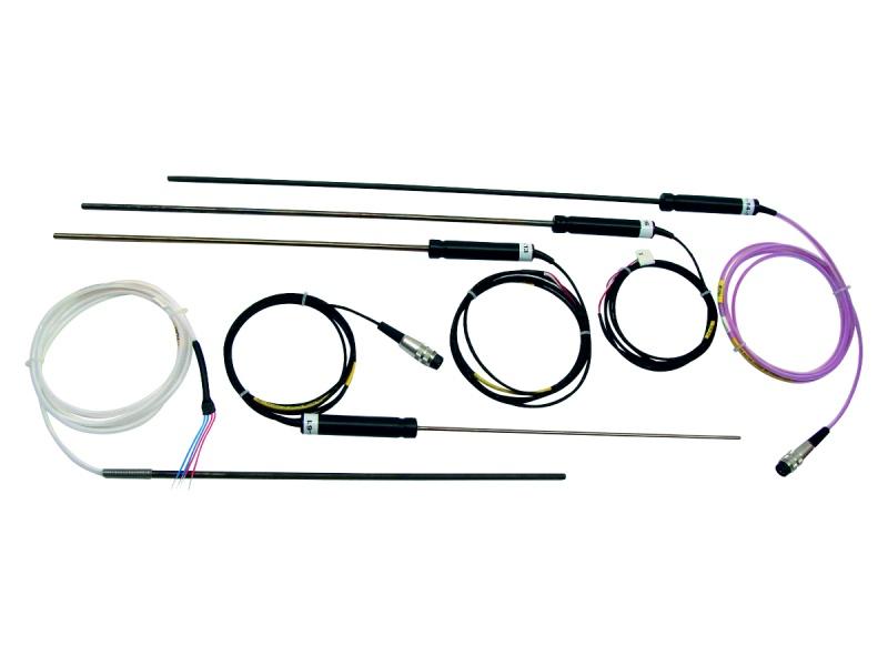 Thermomètres à résistance de platine Standard semi