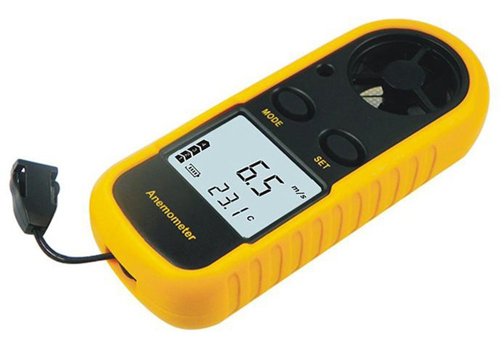 GM816 Chaud fil anémomètre vent compteur / Digital anémomètre