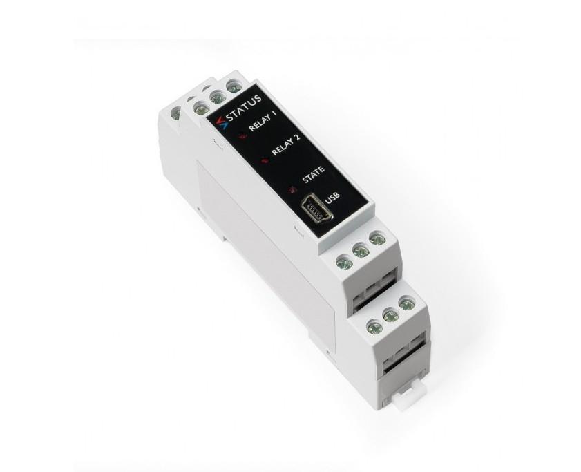 SEM1630 Double relais amplificateur de voyage