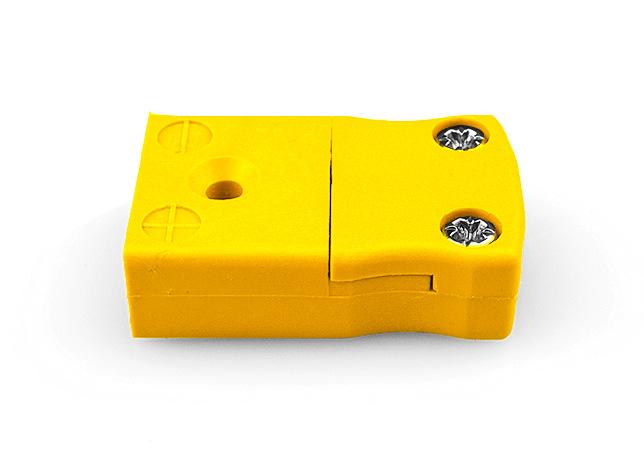 Prise en ligne de miniature Thermocouple ANSI