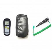 Professional Racing Kit 3 with adjustable tyre probe and premium digital meter