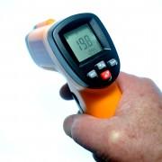 Thermomètre infrarouge IR GM300E