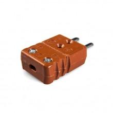 Haute température Thermocouple Standard connecteur fiche SC-J-M-HTP Type J