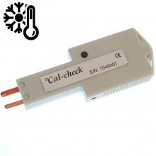 ° Cal-cocher chaîne du froid Hand Held Thermocouple précision d'étalonnage Checker