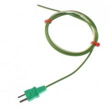Exposés de jonction Thermocouple Type K ou T, 1/ 0,376 mm Single Shot PTFE avec fiche Miniature