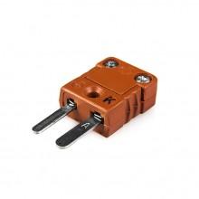 Haute température Miniature Type MTC-K-M-HTP fiche de connecteur de Thermocouple K