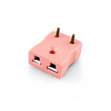 PCB de montage Type IM-N-PCB de Thermocouple connecteur prise IEC N