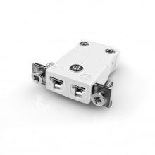 Miniature Panel Mount Thermocouple connecteur inox support FMTC-CU-SSPF Type Cu