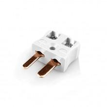 Miniature fil rapide connecteur Thermocouple Plug FEMTEC-CU-MQ Type Cu