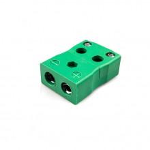 Fil rapide standard Type est-K-FQ de la Socket de connecteur Thermocouple K CEI