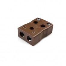 Fil rapide standard Thermocouple Type est-T-FQ de connecteur prise CEI T