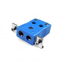 Montage sur panneau standard de câblage rapide avec acier inoxydable Type de support AS-T-SSPFQ T ANSI