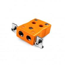 Montage sur panneau standard de câblage rapide avec acier inoxydable Type de support AS-N-SSPFQ N ANSI