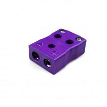Fil rapide standard Thermocouple Type est-E-FQ de connecteur prise CEI E