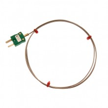 Fiche de Thermocouple miniature IEC - Types K, J, T, N