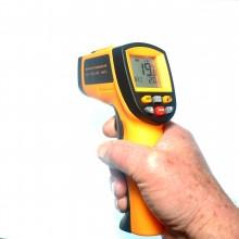 Thermomètre infrarouge IR GM700 avec étui rigide