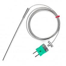 Usage général Type de sonde Thermocouple K ou J IEC