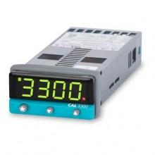 Contrôleur de température CAL Single Loop 3300 - SSD & Relais O/Ps, 12-24V AC/DC