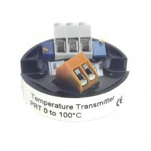 Transmetteur de température 300TXL haute précision, profil bas, 2 fils