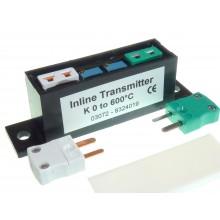 ILTX haute précision, en ligne, 2 fil Transmetteur de température