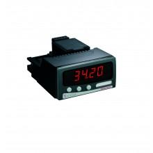 DM3420 - courant / tension d'entrée de mètre de panneau avec options de sortie