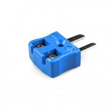 Miniature rapide fil Thermocouple connecteur fiche JM-K-MQ Type JIS K