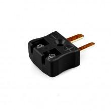 Miniature rapide fil Thermocouple connecteur fiche JM-R/S-MQ Type R/S JIS
