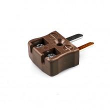 Miniature rapide fil Thermocouple connecteur fiche JM-T-MQ Type JIS T