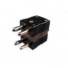 Thermocouple standard Thermocouple Duplex connecteur prise JS-T-MD Type JIS T