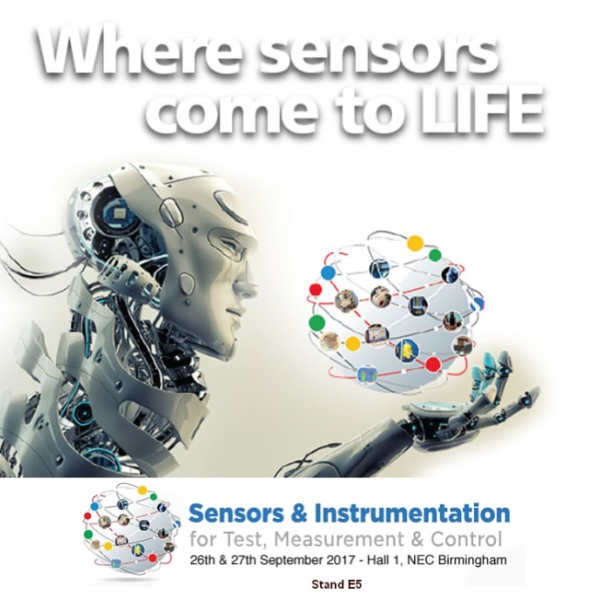 Sensors & Instrumentation Exhibition September 2017
